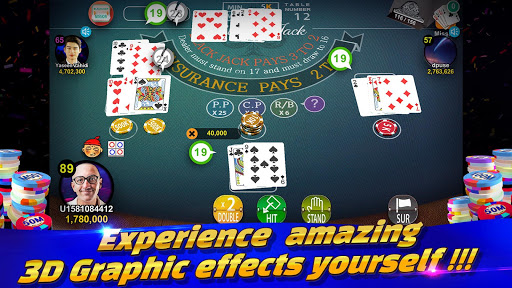 Boss Poker u2013 Texas Holdem Blackjack Baccarat apkslow screenshots 4