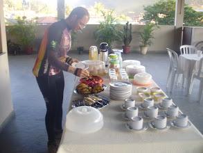 Photo: Café da Manhã em Faria Lemos-MG
