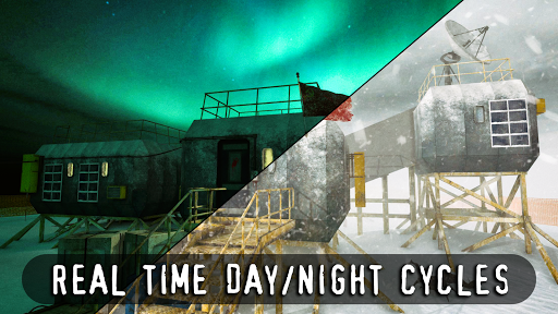 Antarctica 88: Scary Action Survival Horror Game apklade screenshots 1