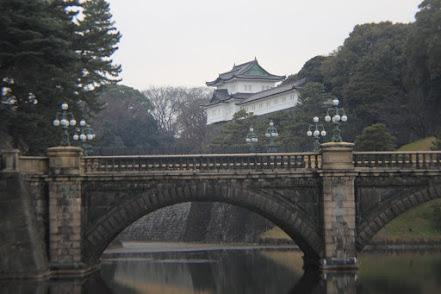 江戸城:久しぶりの江戸、午前を慌ただしくく、2016年2月13日 撮影