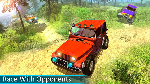 Offroad Jeep Driving Adventure 2018 download 1