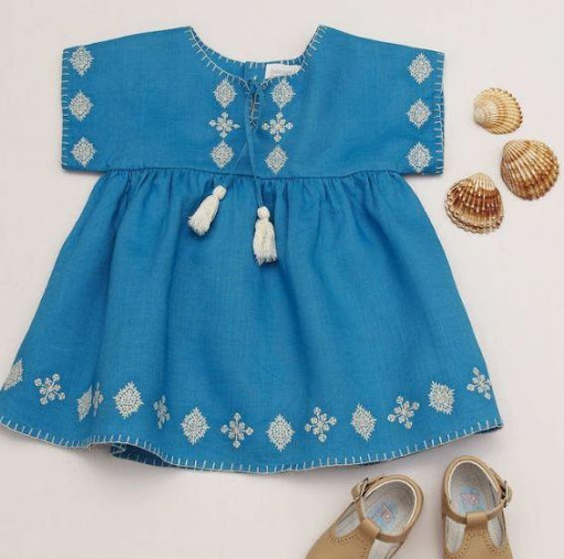 3d15ab693 Baby Frocks 2018 - Best Designs Ideas APK download