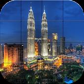 Tile Puzzle - Malaysia