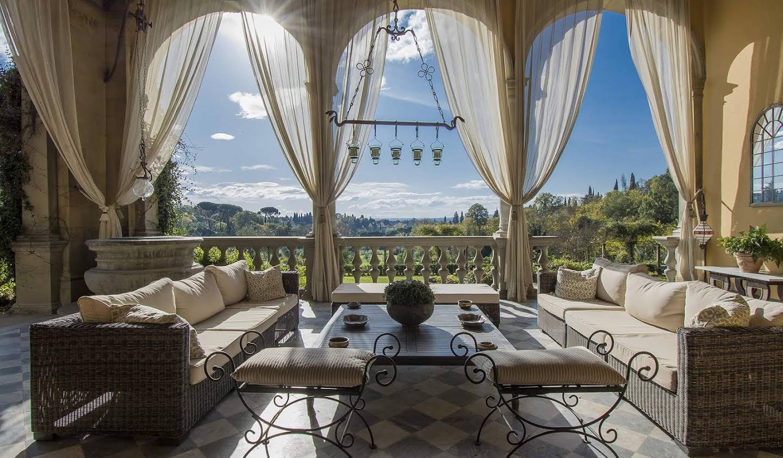 Villa avec jardin et terrasse Florence