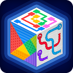 Puzzle Out Icon