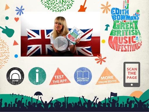 Edith's GB Music Festivals