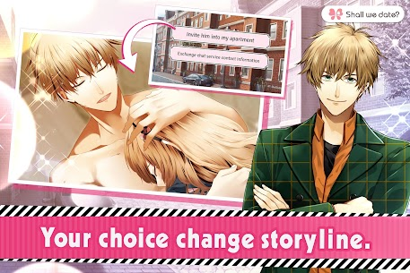 Guard me, Sherlock! – otome game App Download For Android and iPhone 4