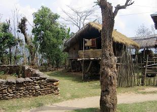 Photo: die Dörfer hier sind faszinierend und ursprünglich