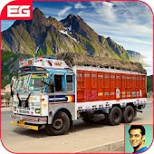 Indian Cargo Truck Sim Driver 2018