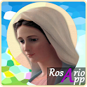 Santo Rosario App icon