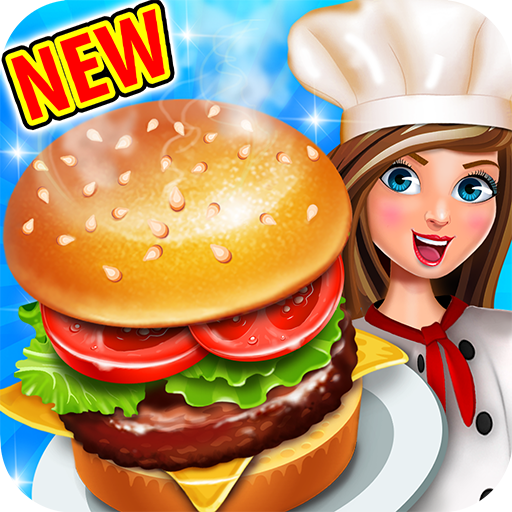 Crazy Burger Recipe Cooking Game: Chef Stories file APK for Gaming PC/PS3/PS4 Smart TV