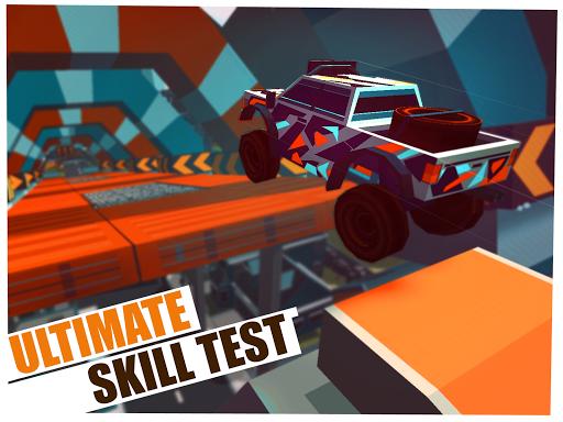 Skill Test - Extreme Stunts Racing Game 2020 apktram screenshots 8
