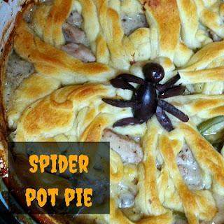 Spider Pot Pie