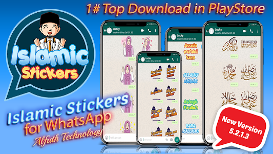 Islamic Sticker for WAStickerApps 2 1 5 (AdFree) + (AdFree