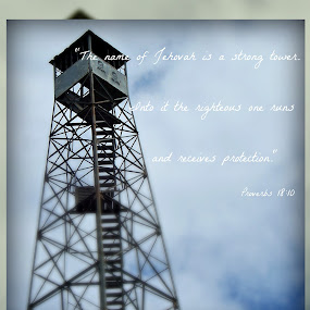 Tower by Robert George - Typography Quotes & Sentences (  )