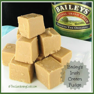 Bailey's Irish Cream & Coffee Fudge.