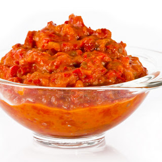 Ajvar – Eggplant and Pepper Spread