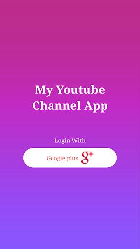 My YouTube Videos App 1.1 screenshots 2