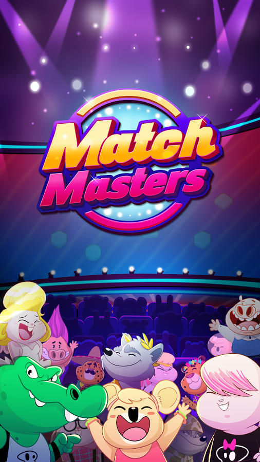 Match Masters - Multiplayer Match 3- screenshot