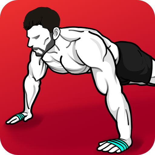 Home Workout - No Equipment Icon