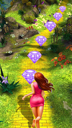 Subway Princess Jungle Adventure android2mod screenshots 3