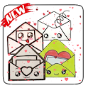 How To Draw Cute Envelope icon