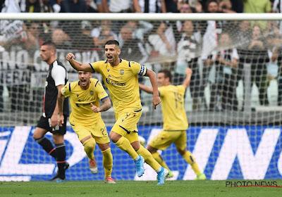 L'Hellas Vérone prend les trois points contre Cagliari