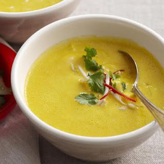 Thai Squash Soup.