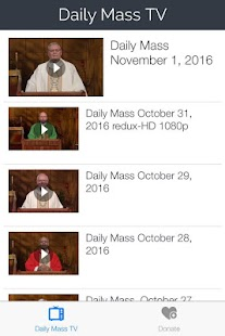 Daily TV Mass- screenshot thumbnail