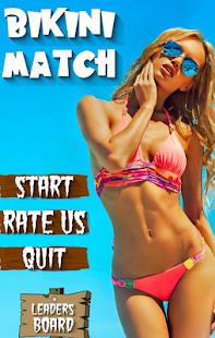 Bikini Match - náhled