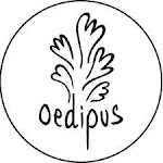 Logo for Oedipus Brewing