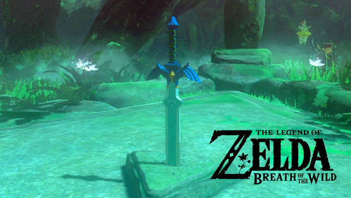 Come trovare la Spada Suprema in Zelda Breath of the Wild
