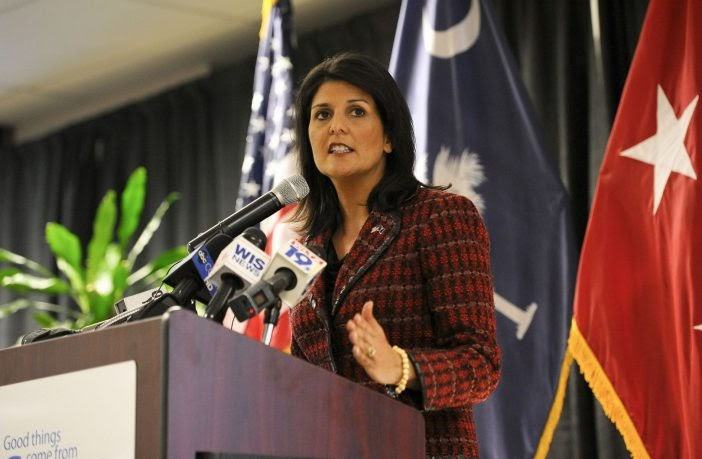 Nikki Haley: Butt out, United Nations!