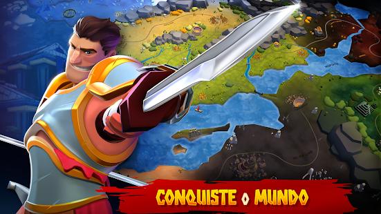 Gladiator Heroes Screenshot