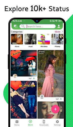 Status Saver - Downloader for Whatsapp 1.82 Screenshots 3