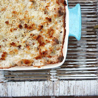 Mustard And Fontina Macaroni Cheese