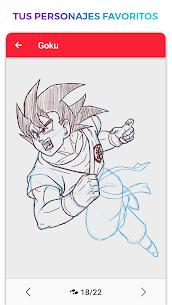 WeDraw – Cómo Dibujar Anime & Dibujos Animados 6