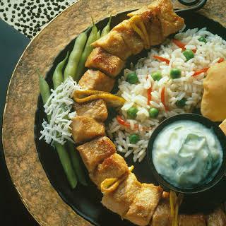 Javanese Pork Satay.