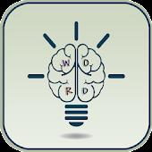 word brain jumble