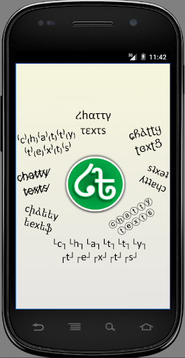 Chatty Texts