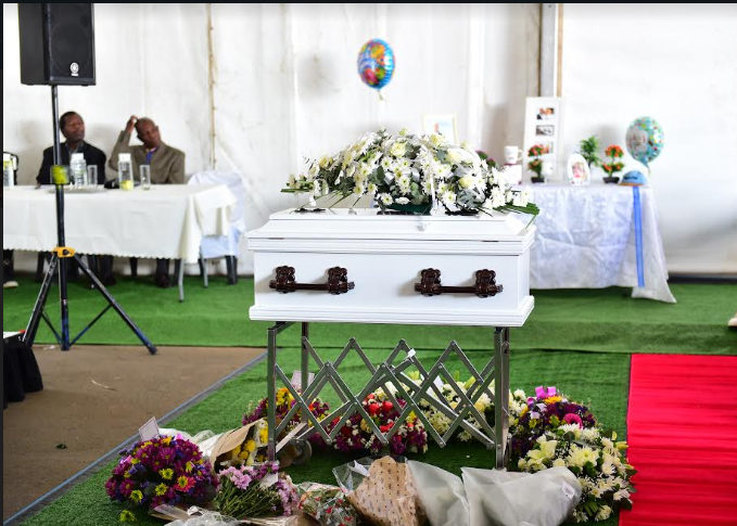 Large funeral service for Daveyton toddler allegedly killed by his nanny - SowetanLIVE