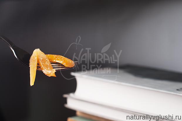 апельсиновые цукаты без сахара | Блог Naturally в глуши