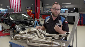 Caddy Drivetrain and Chevelle Stripes thumbnail