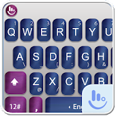 Matte Color Keyboard Theme