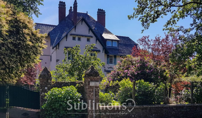 Maison avec piscine et terrasse Grand-Champ