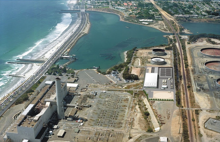 The Sorek Desalination Plant, 15km south of Tel Aviv, turns sea water into drinkable water for 1.5-million people through reverse osmosis. Picture: SUPPLIED