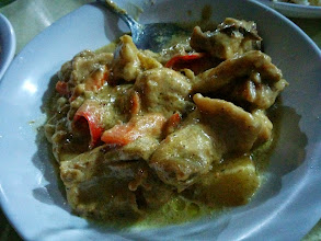 Photo: Chicken Curry of Silverio's Seafood and Restaurant