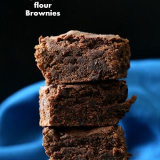 Coconut Flour Brownies.