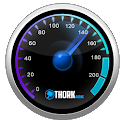 Drive Mode Dashboard (Motorcycle Off-Road) icon