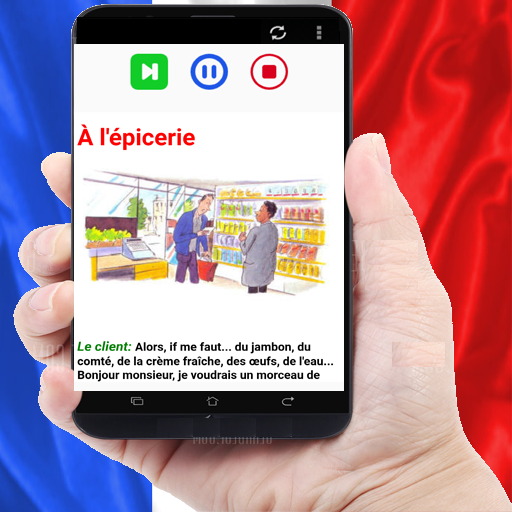 ABC French easy with dialogues french 1.9 screenshots 2